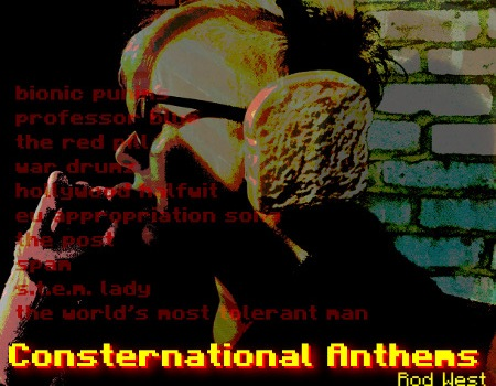 Consternational Anthems